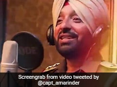 Punjab Police Release Song To Spread Awareness Over Contagious Virus
