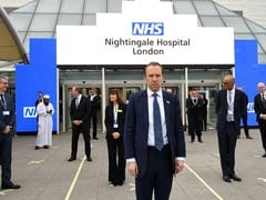 UK Opens 4,000-Bed Coronavirus Hospital Built In 9 Days