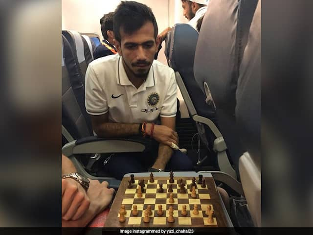 Yuzvendra Chahal Says Chess Taught Him How To Stay Patient