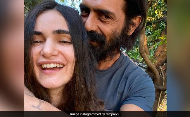 Arjun Rampal's Birthday Wish For Girlfriend Gabriella Demetriades Is Couple Goals
