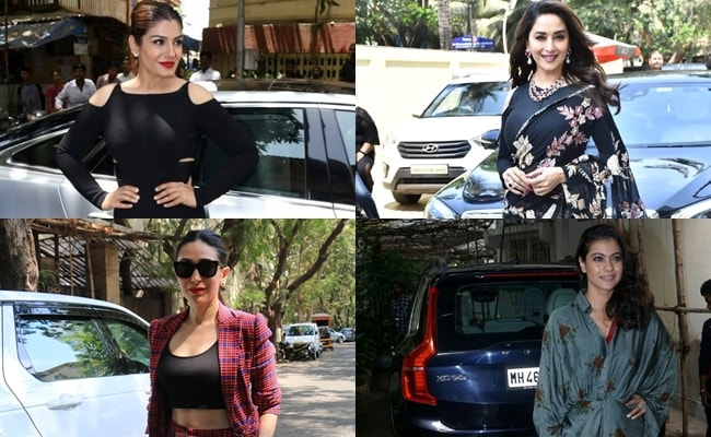 List of cars owned by yesteryear actresses like Madhuri Dixit, Juhi Chawla, Kajol and others