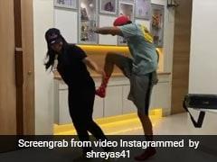 श्रेयस अय्यर ने अपनी बहन के साथ यूं किया डांस और फिर अचानक से ..देखें Viral Video