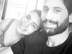 Samantha Ruth Prabhu And Husband Naga Chaitanya's Selfie Is All About Cuddles In Quarantine