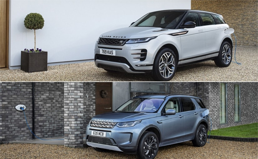 Range Rover Evoque, Land Rover Discovery Sport Now Available As Plug-In Hybrids