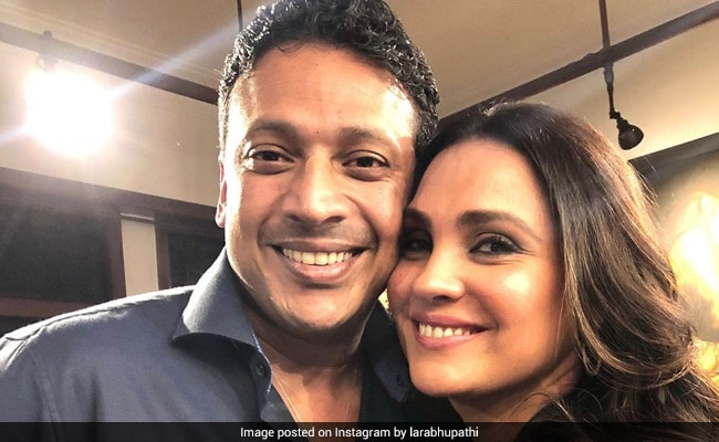 Mahesh Bhupathi Is Lara Dutta's 'Second Favourite Person On The Planet'. The First One Is...