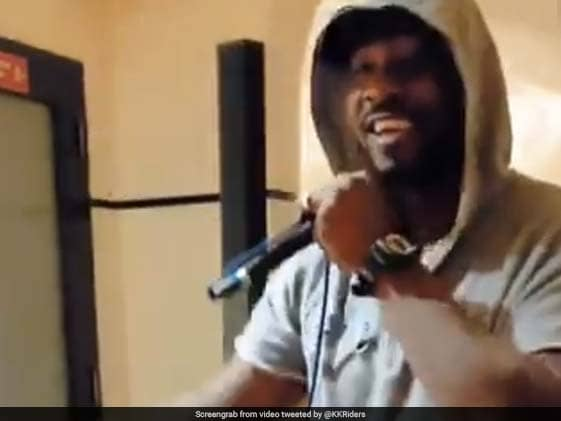 Andre Russell Sings Hindi Song, Wows KKR Teammates In Throwback Video. Watch