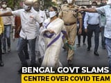 Video : Mamata Banerjee's Flashpoint With Centre Over COVID-19 Team's Inspection