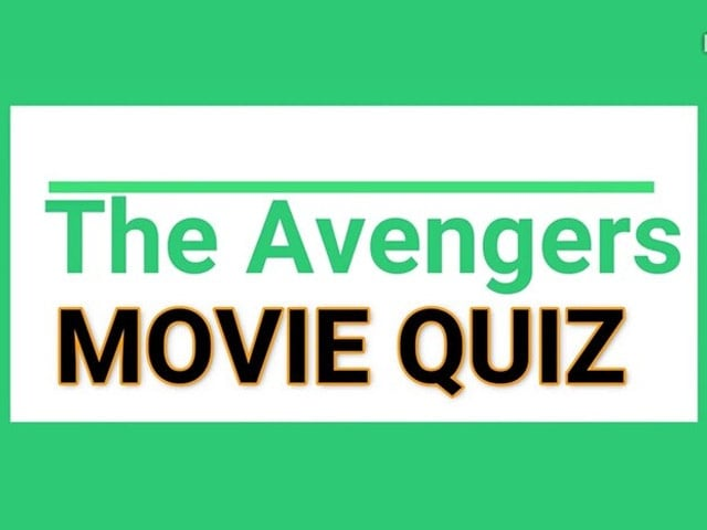 Video : Test Your <i>Marvel Avengers</i> Knowledge With This Quiz