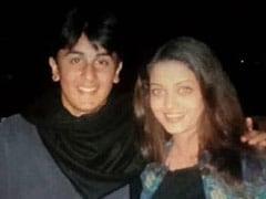 Throwback Thursday: Aishwarya Rai Bachchan And Ranbir Kapoor In A Rare Pic