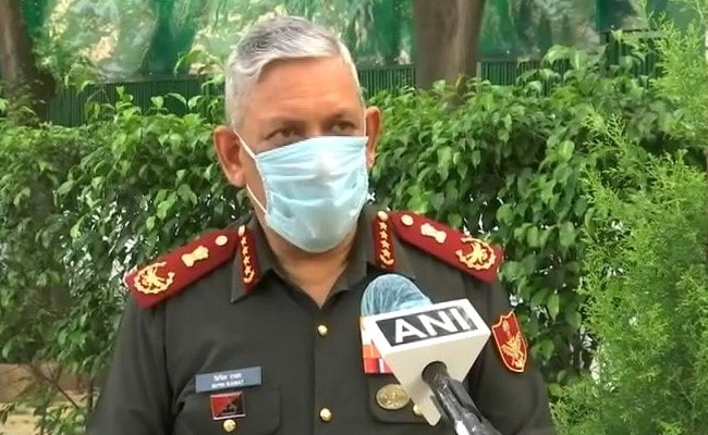 'Key Lessons For Us': Chief Of Defence Staff Bipin Rawat On COVID-19