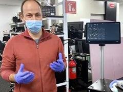 Tesla Engineers Show Ventilator Prototype In New Video