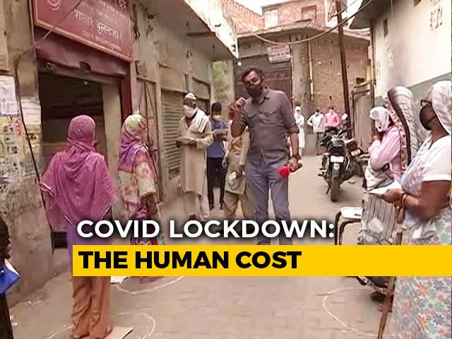 Video : For Only Rs 500, UP Women Queue For 4 Hours