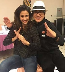 Disha's Birthday Wish For Her 'Superhero' Jackie Chan Is Just Too Cute