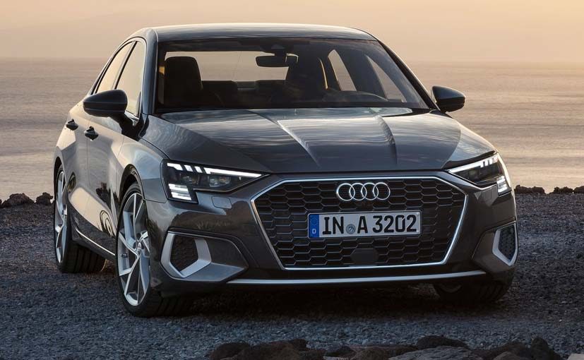The fourth-gen Audi A3 sedan will first go on sale in Europe, before entering other markets