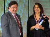 Video : What Rishi Kapoor Said About His Equation With Son Ranbir (Aired: February, 2010)