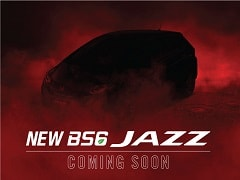 BS6 Honda Jazz Hatchback Teased On Website Ahead Of India Launch