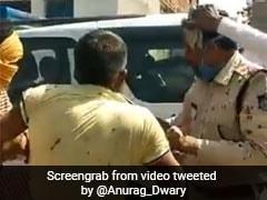 मध्यप्रदेश : कोरोना संदिग्ध की स्क्रीनिंग करने के लिए गए डॉक्टर और पुलिस दल पर हमला