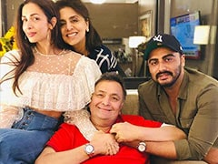 Rishi Kapoor's New York Visitor Log: From Shah Rukh Khan And The Ambanis To Deepika Padukone And Malaika-Arjun