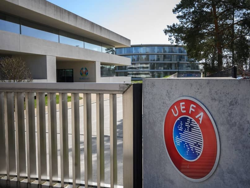 European football's governing body said it had learned that some English, Spanish and Italian clubs might announce a breakaway competition.