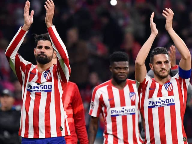 Coronavirus: Atletico Madrid Players Accept Pay Being Slashed By 70 Percent