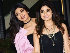 Shilpa Shetty's Sibling Day Post For Shamita Shetty Is All Sorts Of Goals