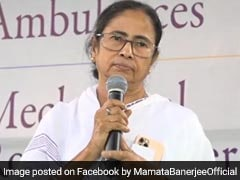 """Unprecedented"": Mamata Banerjee On Bengal Governor's ""Abusive"" Letters"