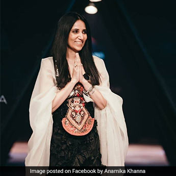 Designer Anamika Khanna On Wearable Fashion Trends And The Celebrity She'd Love To Dress