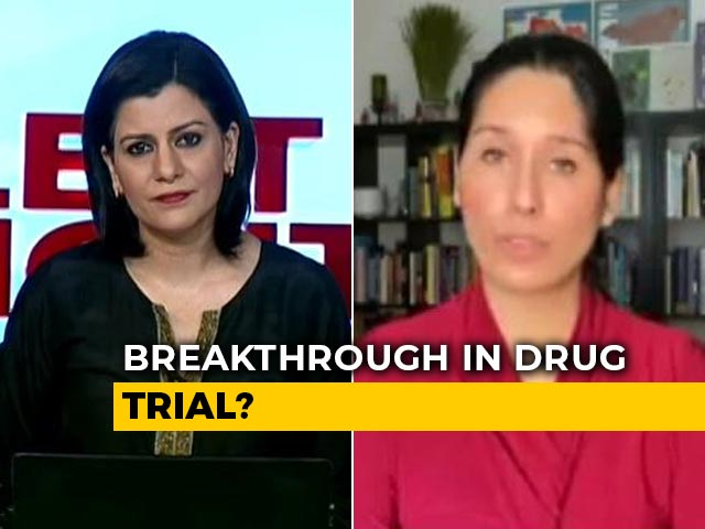 Video : Don't Think Remdesivir Is Magic Bullet Against COVID-19, Dr Syra Madad Tells NDTV
