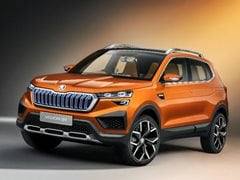 Skoda Vision IN Based Compact SUV To Make World Debut In India In 2021