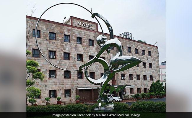 Delhi To Deploy Maulana Azad Medical College Students For COVID-19 Duty