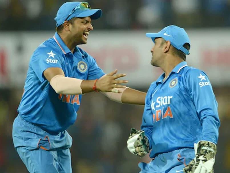 "Suresh Raina Was MS Dhoni's ""Favourite Player"", Recalls Yuvraj ..."