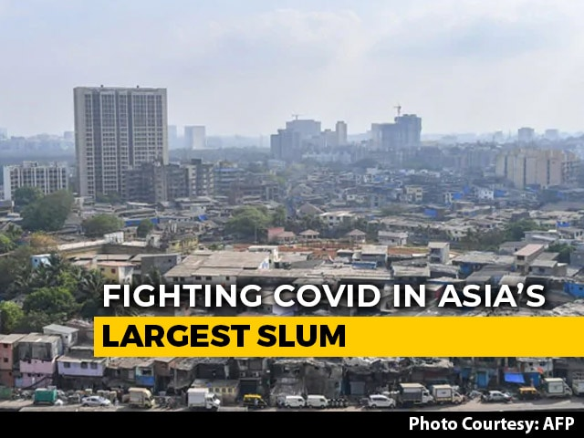 Video : Dharavi Residents Clung On To Hope Amid COVID-19 Lockdown