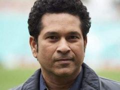 IPL 2021: Mumbai Indians Mentor Sachin Tendulkar Arrives In UAE