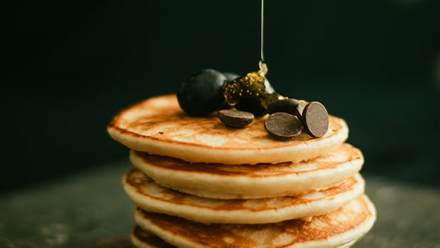 5 Of The Best Pancake Mix Options To Make Fluffy Pancakes