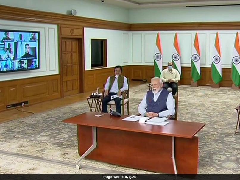 Coronavirus: PM Modi Holds Meeting With 40 Sportspersons Including Virat Kohli, Sachin Tendulkar