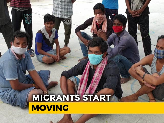 Video : Buses Not Feasible For Moving Migrants, States Appeal To Centre: Sources
