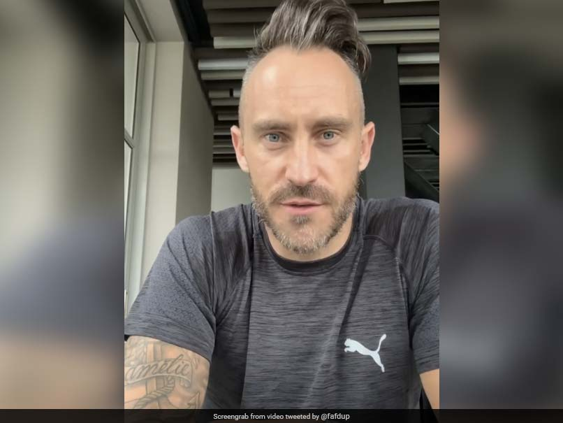 """MS Dhoni Is """"The Best Finisher In The Game"""": Faf Du Plessis"""