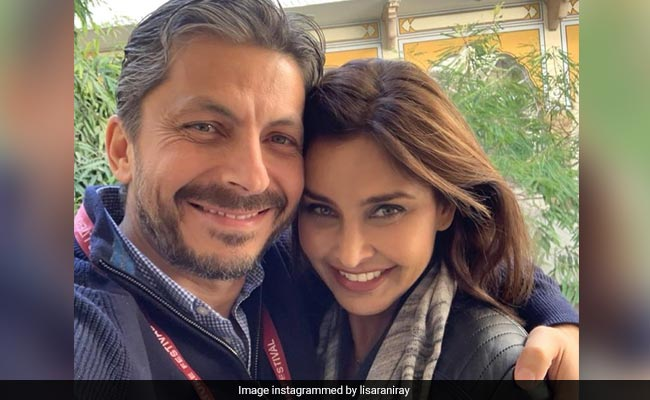 Cancer Survivor Lisa Ray Reveals She Relapsed After Wedding And Didn't Tell Husband