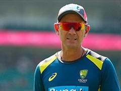 Coronavirus: Australia Coach Justin Langer Backs Cricket Behind Closed Doors