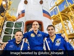Space Crew Set For Launch Amid Coronavirus Pandemic