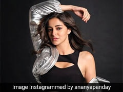 Ananya Panday's Throwback Shoot Picture Is The Style Inspiration You Need