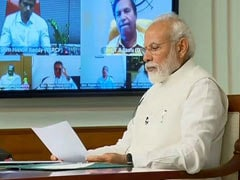 Must Continue To Remain Vigilant: PM Modi In Video Meet Over Coronavirus