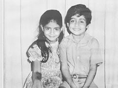 """Shweta Bachchan's Siblings Day Greeting For """"Partner In Crime"""" Abhishek Came In The Form Of A Throwback Pic"""