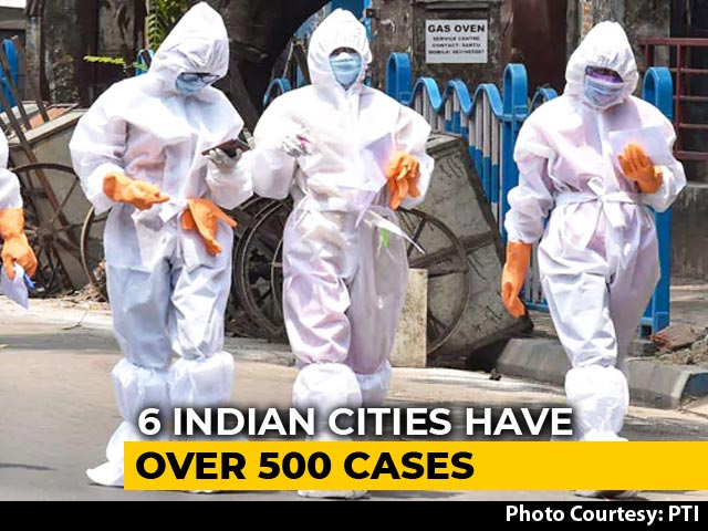 Video : Coronavirus Spreads To 430 Districts, 6 Cities Account For 45% Cases