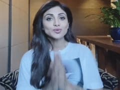"Shilpa Shetty, Tagged By Raveena Tandon, Urges All To ""Stop Spread Of Fake News"""