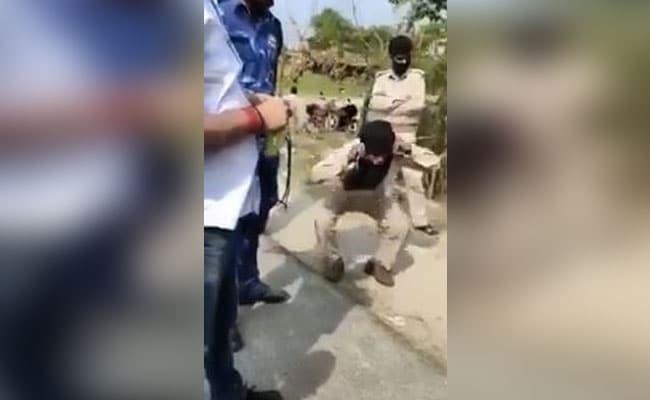 On Camera, Bihar Home Guard Seeking Officer's Lockdown Pass 'Punished'