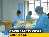 Video : Behind India's Shortage Of Safety Wear: Delays, Clutch Of Small Firms