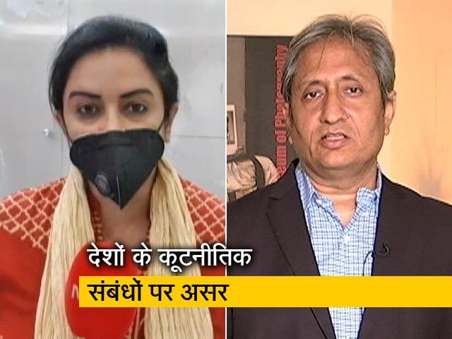 Videos : रवीश कुमार का प्राइम टाइम: सांप्रदायिक, नस्लभेदी टिप्पणी करने वाले निशाने पर