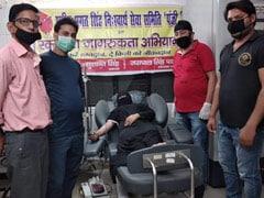 लखीमपुर खीरी में मुस्लिम महिला ने रोजे तोड़कर एक गंभीर बीमार हिन्दू युवक को ब्लड डोनेट किया