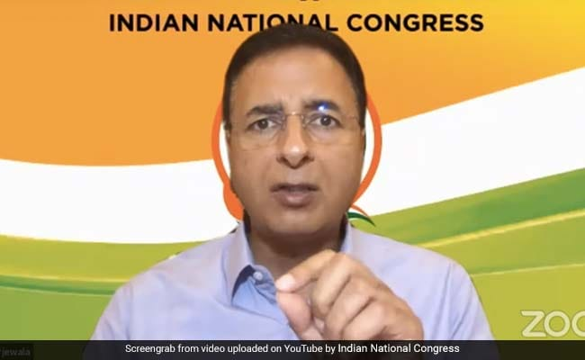 PMO's Clarification 'Lame Attempt To Obfuscate Truth': Congress